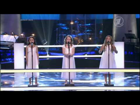 Hurt - Voice Kids Russia (Christina Aguilera's Song Russian Version)