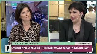 Corrupción: ¿Un problema sólo kirchnerista? Opina Silvina Martínez