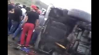 Captan Fatal accidente en la presa de Tijuana