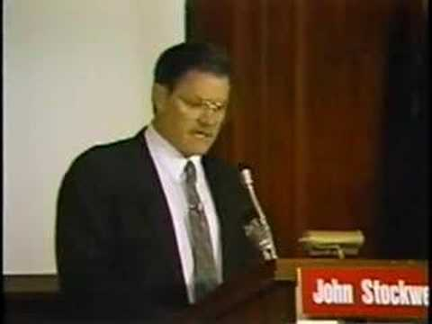John Stockwell - CIA's War on Humans