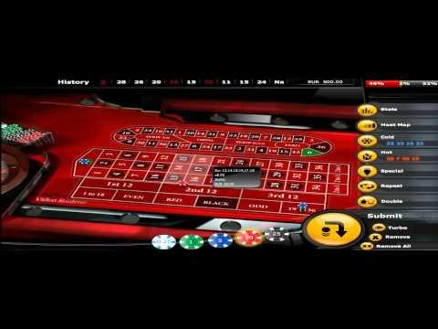 Video Roulette strategies james bond