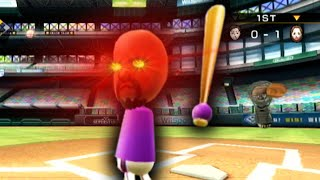 THE WII SPORTS GOD