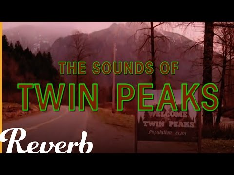 "The Synth Sounds of Twin Peaks: Part One - ""Twin Peaks Main Theme"" 