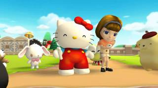 Hello Kitty Seasons | trailer (2010) Wii