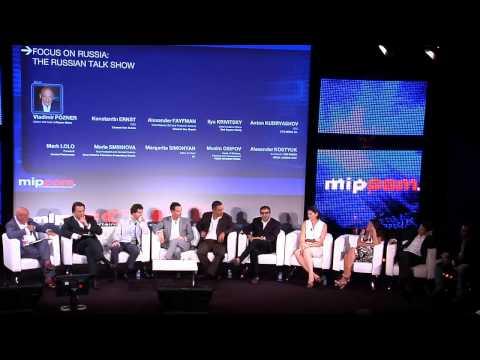 Focus on Russia: The Russian Talk Show | MIPCOM 2011 (edit)