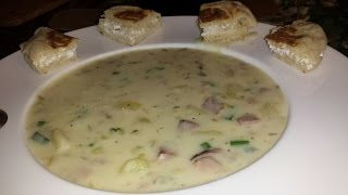 Ham And Potato Soup By Nelly Bushing
