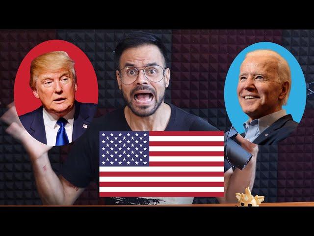 ¿Por qué no hay ganador en las ELECCIONES USA 2020? (Te lo explico en 10 minutos) 🇺🇸
