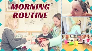 MOMMY MONDAY MORNING ROUTINE / PORANNA RUTYNA MAMY / karolina g