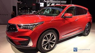 2019 Acura RDX - Exterior and Interior Walkaround - Debut at 2018 New York Auto Show