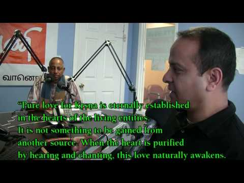 ISKCON Scarborough- Siva Ratri- Live Tamil Radio program- 2017