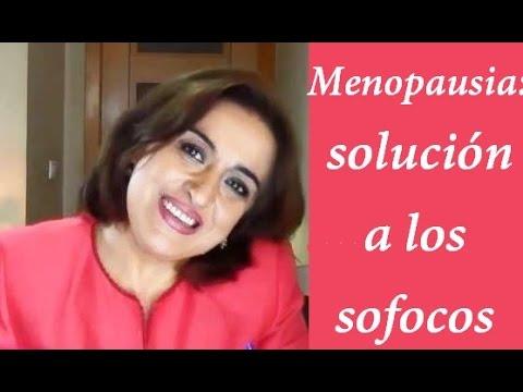 La de menopausia calores que los para tomar puedo