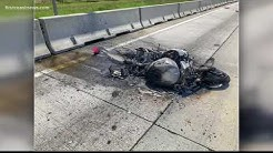 FHP: Fatal motorcycle crash on I-295 and Baymeadows