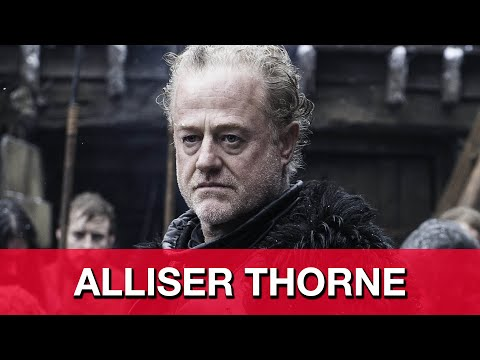 Game of Thrones Alliser Thorne Interview - Owen Teale