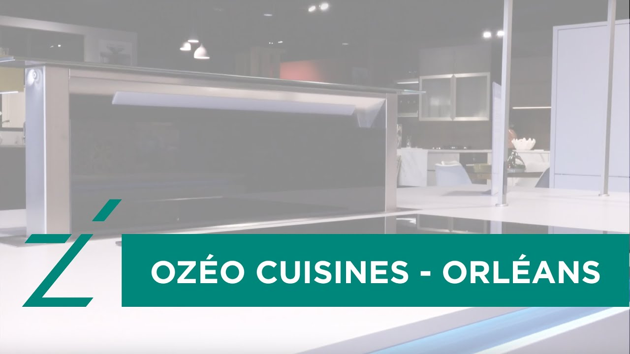Oz o cuisines orl ans youtube for Cuisine ozeo