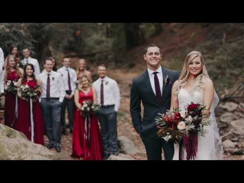 San Jose Forest Wedding Film