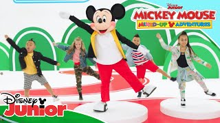 🎶 Hot Dog Dance-Along! | Mickey Mouse Mixed-Up Adventures | Disney Junior UK