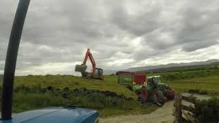 Whitmore Contracting Silage  2015