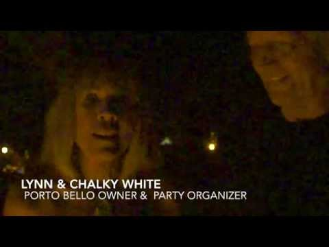 Porto Bello Private Residence Club: Interview with Lynn White and Chalky White.