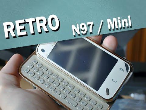 RetroPhone #2 : Nokia N97 et N97 Mini - par Test-Mobile.fr