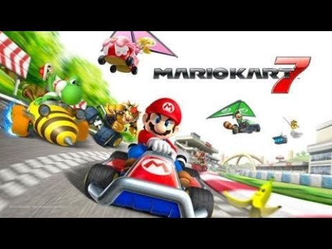 Mario kart 7 Part 2 : Flower cup 50cc from YouTube · Duration:  15 minutes 1 seconds