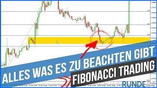 Fibonacci Trading: Alles was es zu beachten gibt (auf Deutsch)