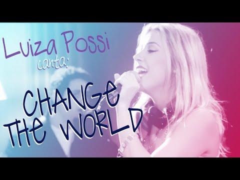 Luiza Possi - Change the World Eric Clapton  LAB LP