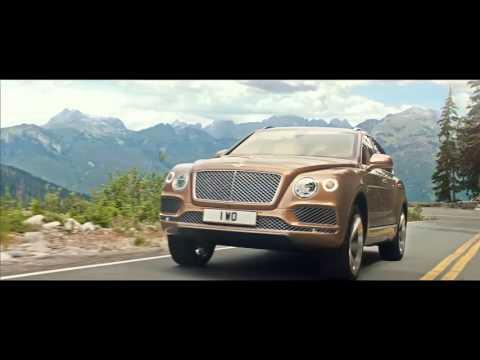 Incessantly Extraordinary , Undeniably Luxurious,  The Inimitable Bentley Bentayga