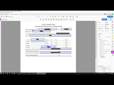How To Quickly And Easily Make A Fillable PDF Form In Adobe Acrobat Pro