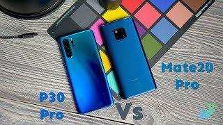Huawei P30 Pro vs Mate 20 Pro Porównanie - Który lepszy? Czy warto dopłacać? | Robert Nawrowski