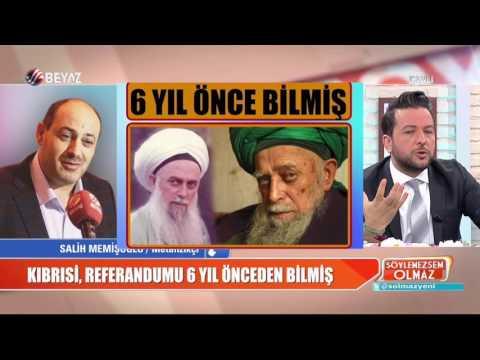 Şeyh Nazım Kıbrısi, referandumu yıllar öncesinden bilmiş