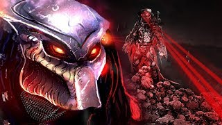 WHY THE PREDATOR MYTHOLOGY WAS CHANGED? YAUTJA LORE AND HISTORY - THE PREDATOR 2018 MOVIE