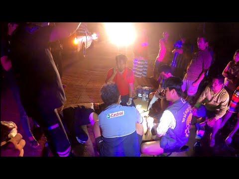 [ep228] ตรวจสอบ ว40 Live Rescue: Motorlance Thailand EMS