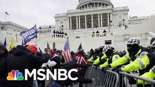 New Damning Video Evidence Shows MAGA Criminal Insurrection | The Beat With Ari Melber | MSNBC
