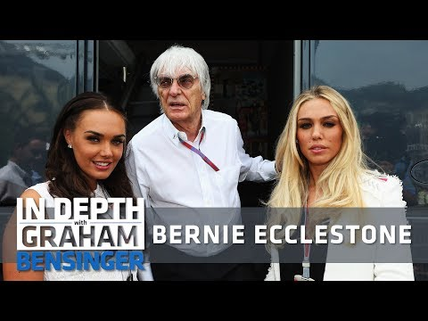 Bernie Ecclestone: Daughters depleting inheritance