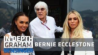 Bernie Ecclestone: Daughters depleting inheritance