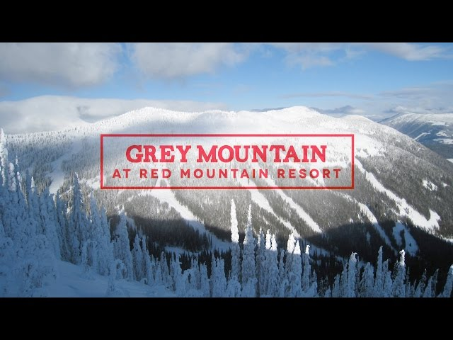 Grey Mountain at RED