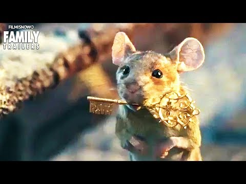 THE NUTCRACKER AND THE FOUR REALMS   All Best Clips & Trailer Compilation