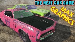 The Next Car Game Max Graphics Gameplay PC HD