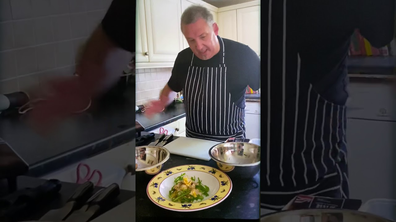 Dish With Chef John Benson Smith Youtube