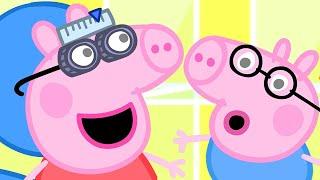 Peppa Pig is Having an Eye Test | Peppa Pig Channel