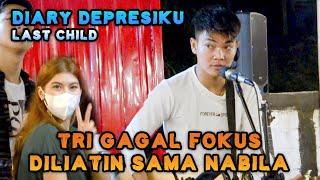 DIARY DEPRESIKU - LAST CHILD (COVER) BY TRI SUAKA FEAT RICKY FEBRIANSYAH