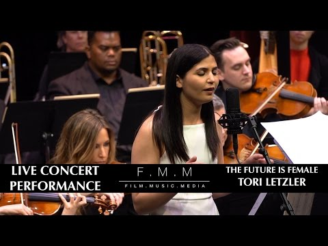 The Future Is Female Concert: Cease To Exist By Tori Letzler