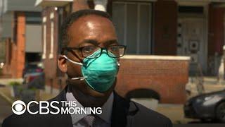 Philadelphia black communities hit hard by coronavirus pandemic