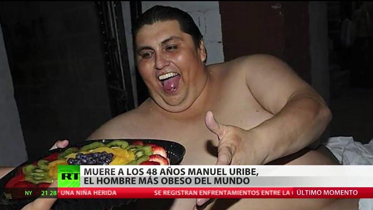 Manuel uribe garza antes y despues de adelgazar