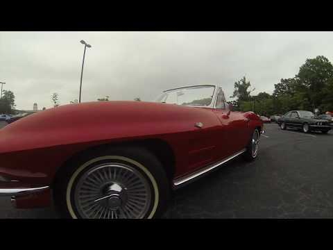 Cars and Coffee Morrisville 7-1-2017