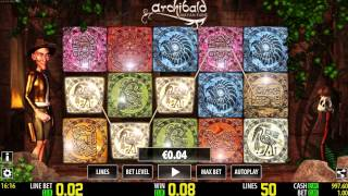 Archibald Maya™ online slot by WorldMatch video preview