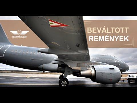 Airbus A319 Beváltott Remények
