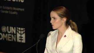 Emma Watson's Incredible UN Speech (2014)