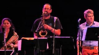 Zion80 'Araziel' by John Zorn, live at Ashkenaz Festival 2014
