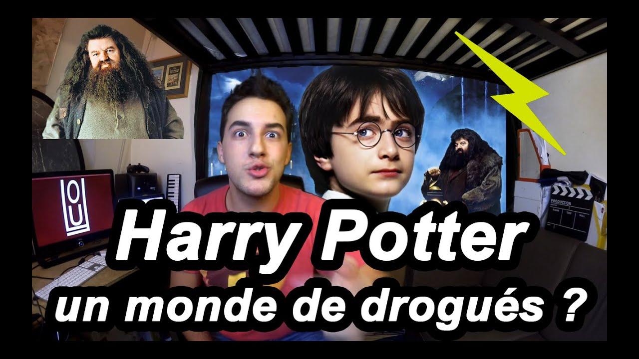 Harry potter un monde de drogu s loulou spoil youtube - Harry potter 8 et les portes du temps ...